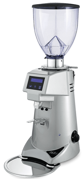 automatic dosing coffee grinder
