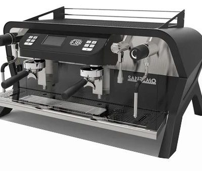 San Remo F18 2 Group Coffee machine for Cafes