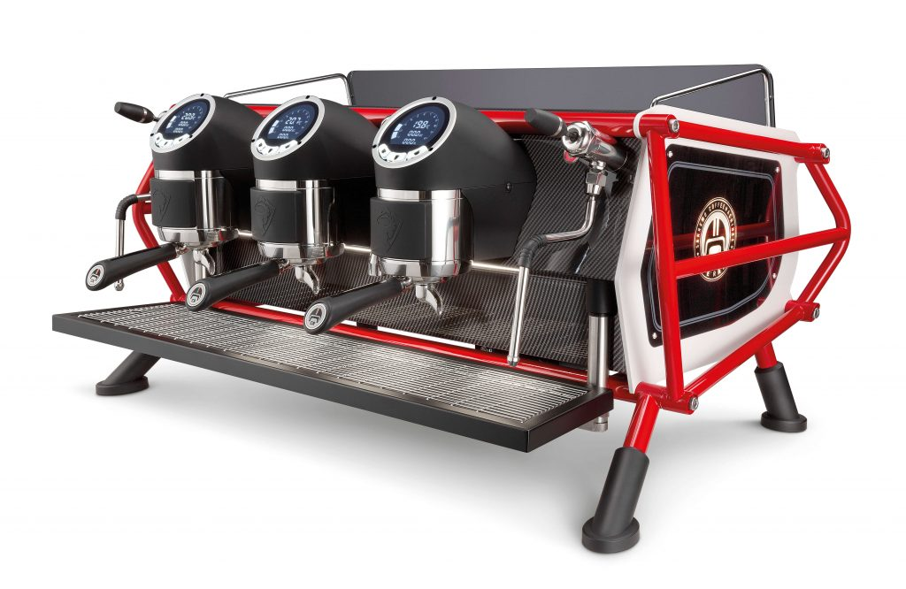 SanRemo Cafe Racer commercial coffee machine