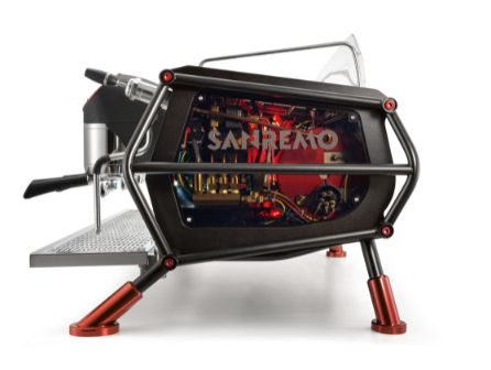 Cafe Racer Coffee Machine - Worlds Finest Commercial Coffee Machine